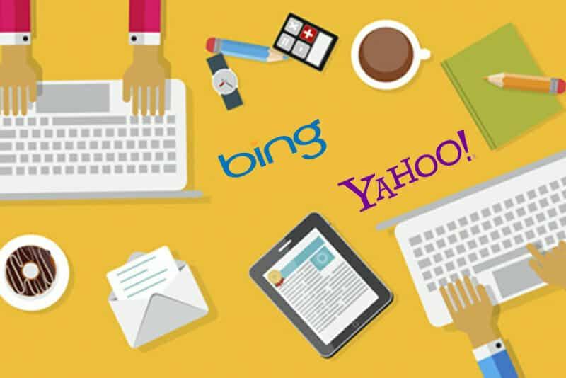 Bing & Yahoo