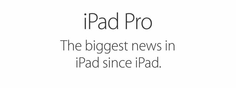Biggest News in IPad since IPad