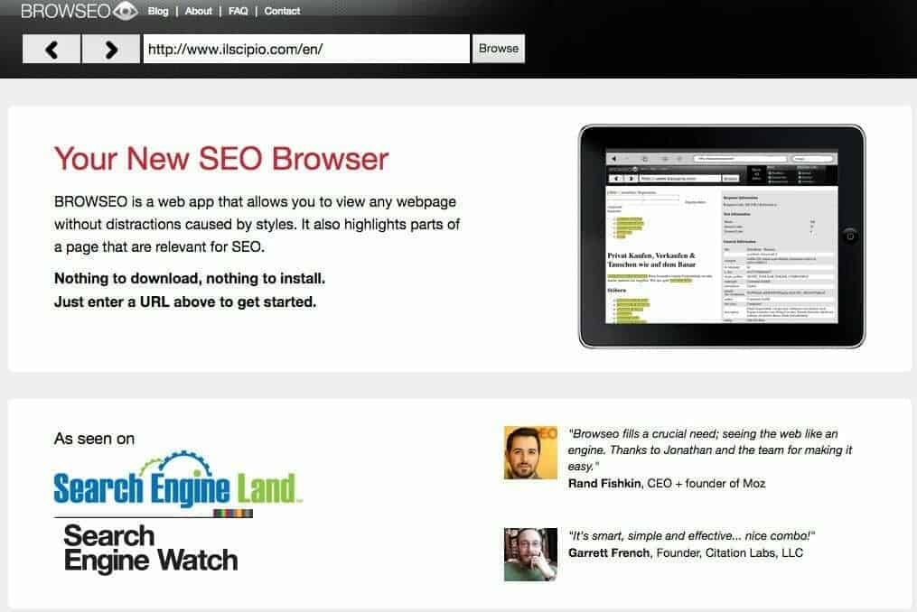 Browseseo