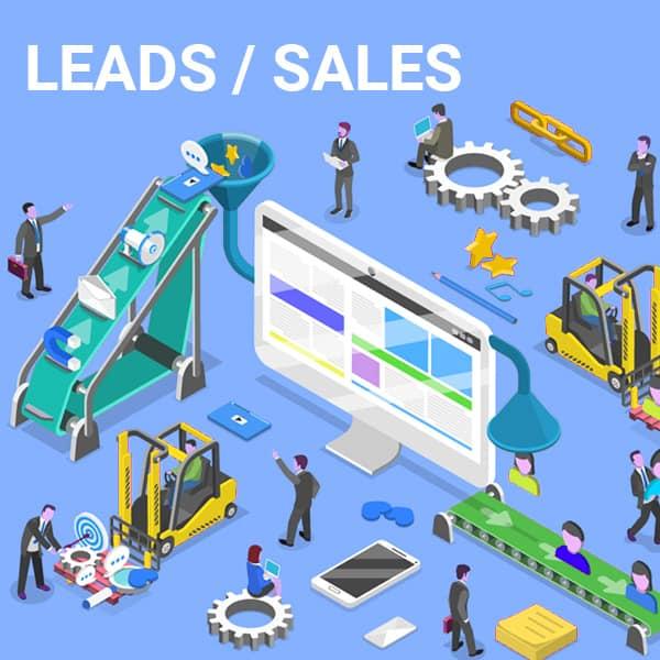 Seo Leads Sales