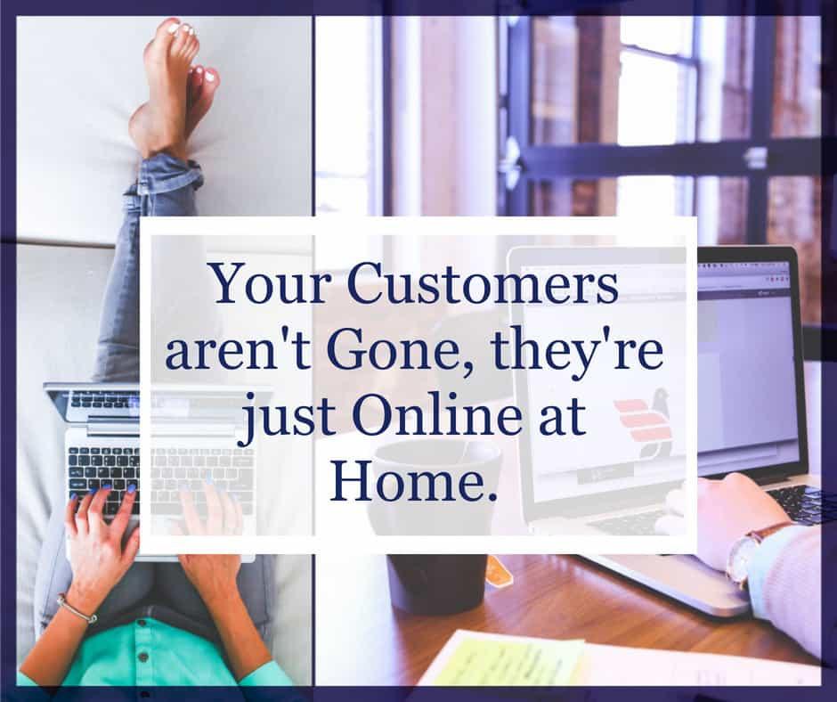 Customer at Home