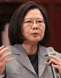 Tsai lng Wen